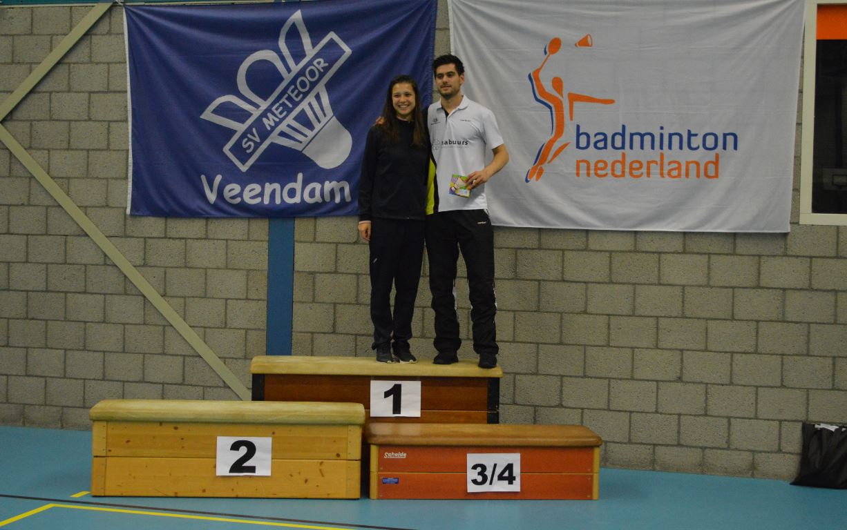 Internationaal Meteoor Master badmintontoernooi