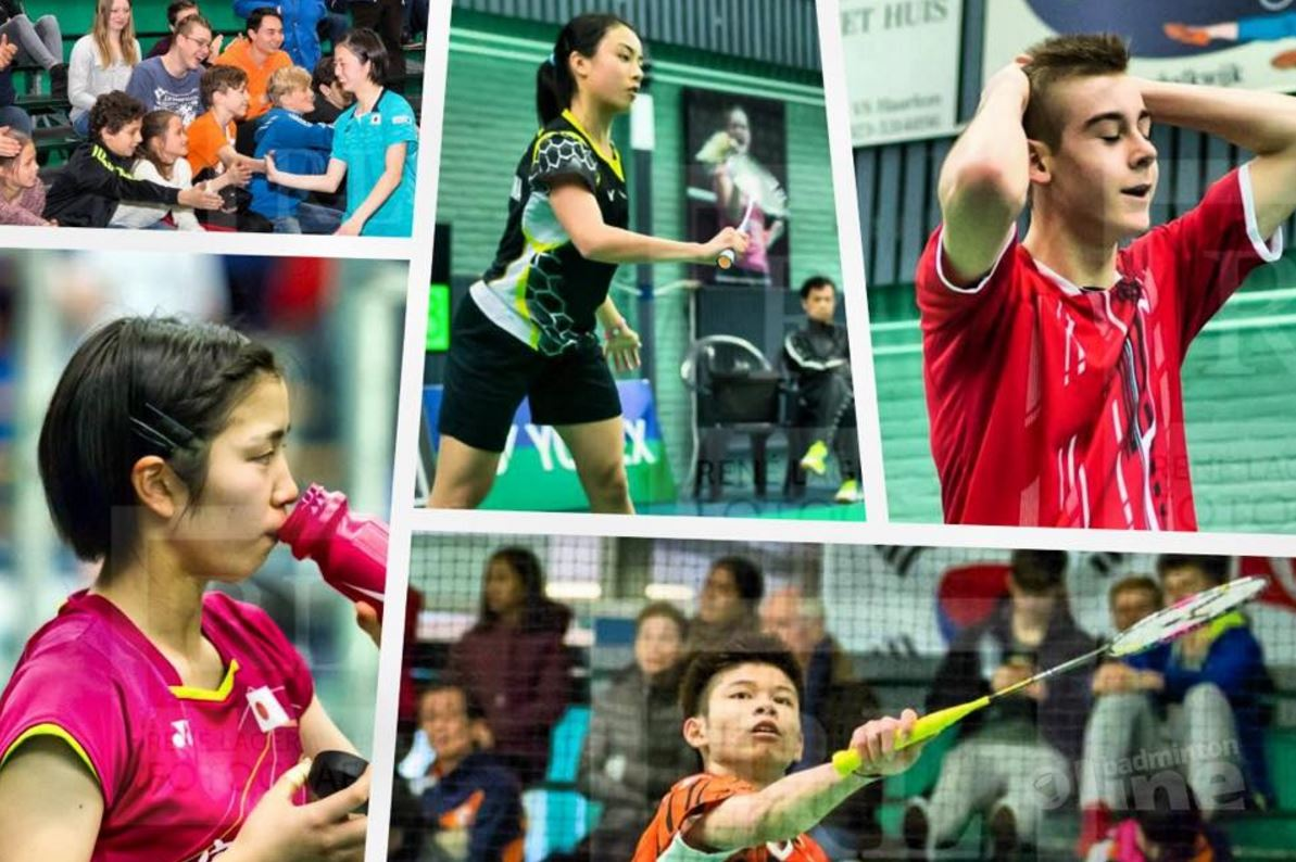 Yonex Dutch Junior International 2017