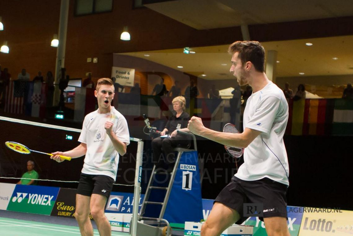 Yonex Dutch Open eindstation voor koppel Arends/Jille