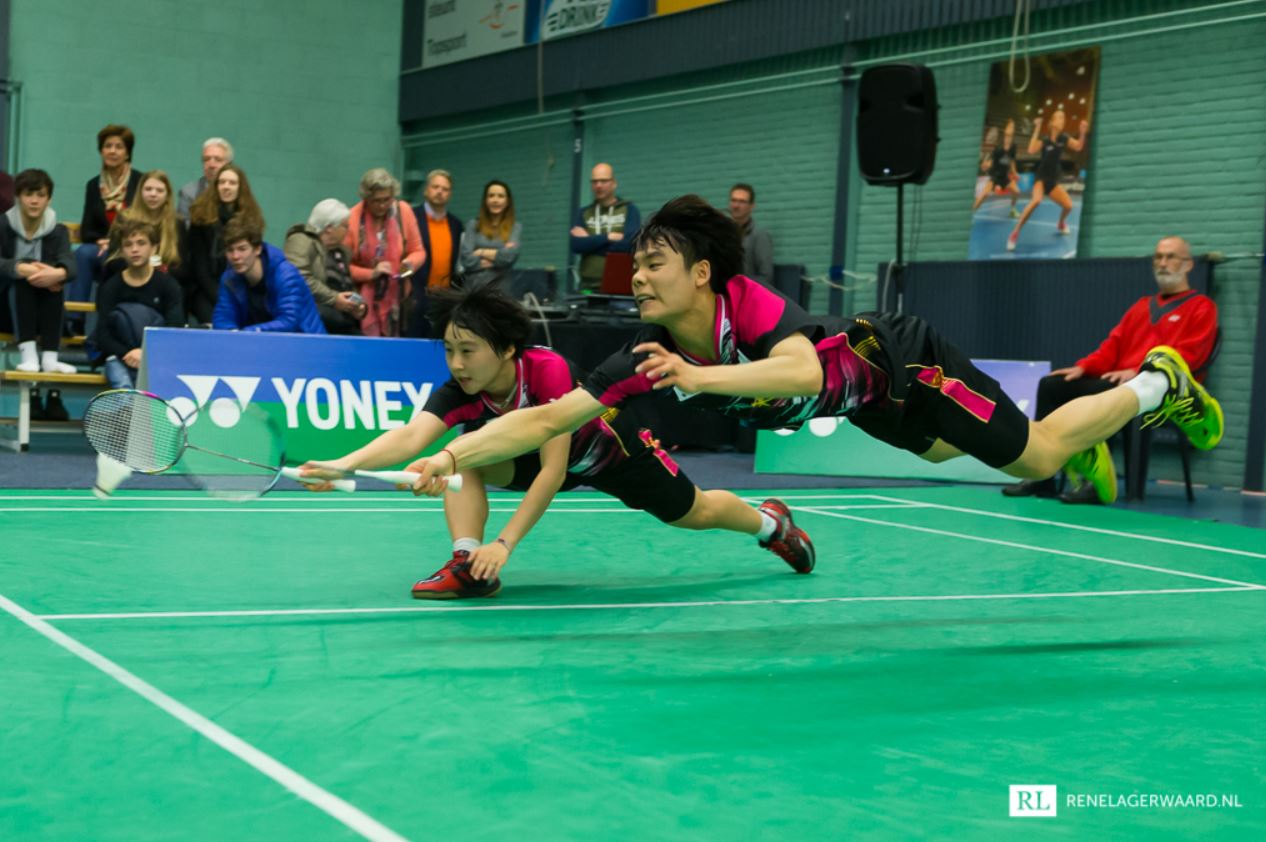 Zeer sterk deelnemersveld Yonex Dutch Junior International 2018
