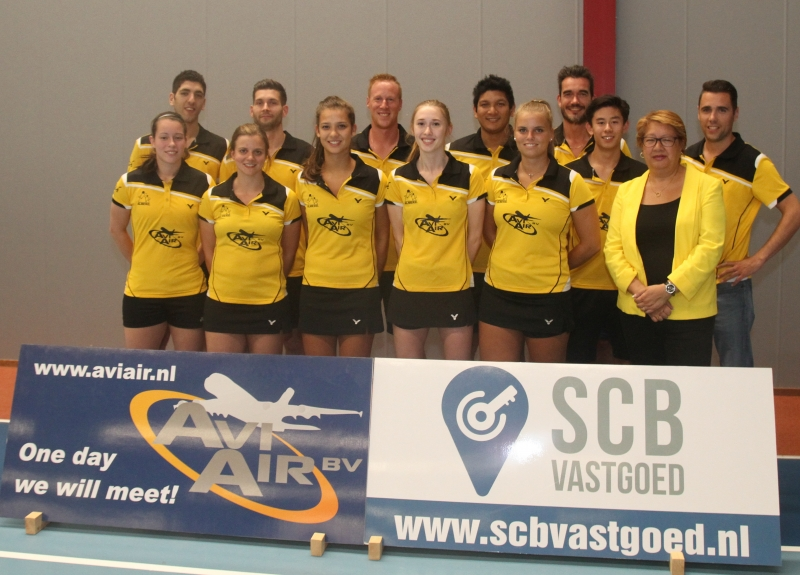 Avi Air Almere team 1
