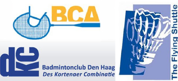 Finale Play-Offs Eredivisie tussen BCA en DKC, organiserende vereniging The Flying Shuttle