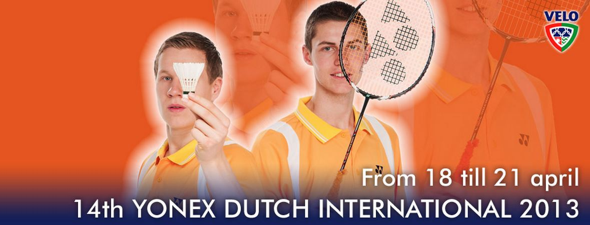 Yonex Dutch International 2013