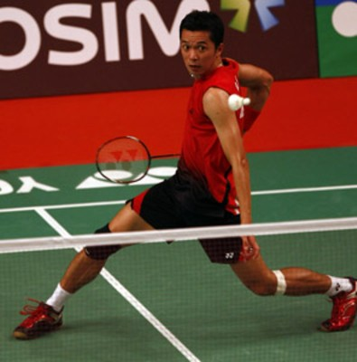 Former world and Olympic champion Taufik Hidayat has the perfect opportunity to put his recent dismal run firmly behind him