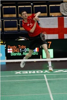 Toby Penty stuns top seed at French International