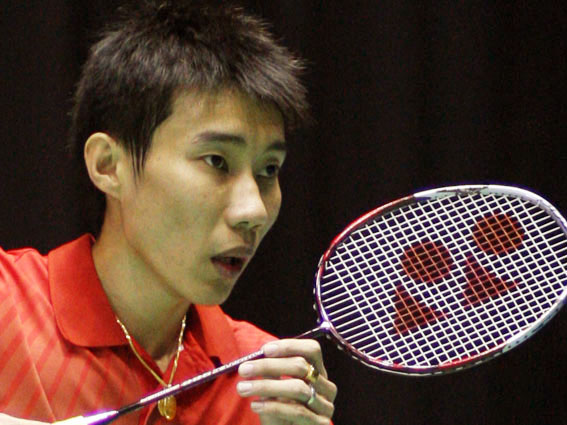 Lee Chong Wei's reign as the undisputed Superseries Finals champion came to an abrupt end